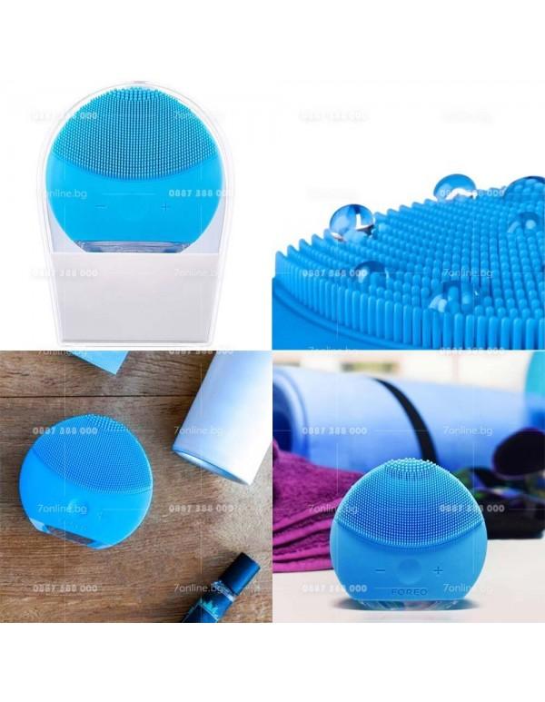Пулсиращ уред за почистване на лице -