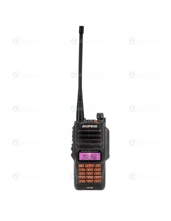 2бр. Радиостанция Baofeng UV-9R -