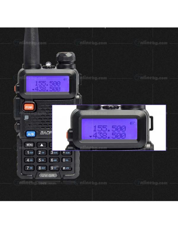 2бр. Двубандова радиостанция UV-5R - Лов и риболов