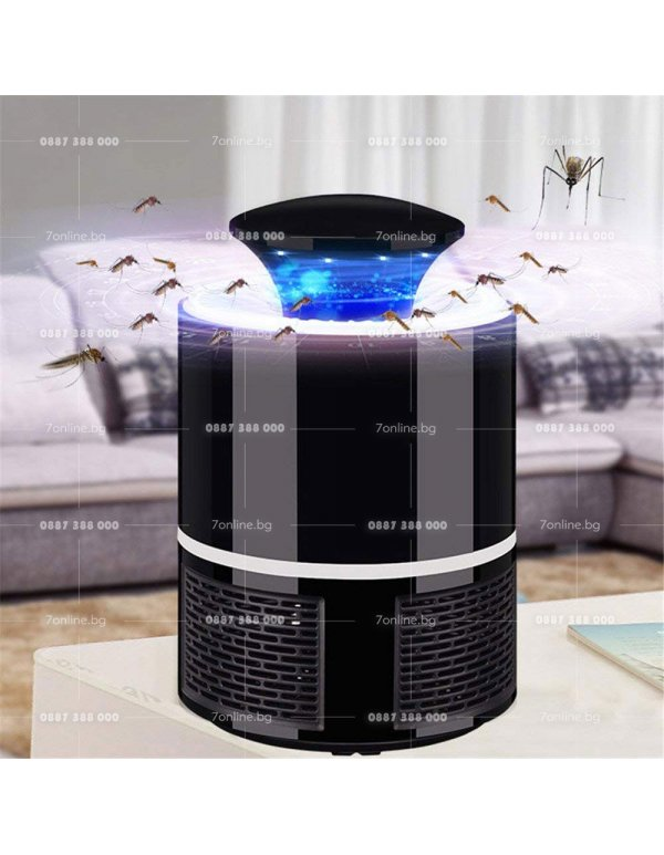 Нощна инсектицидна лампа -