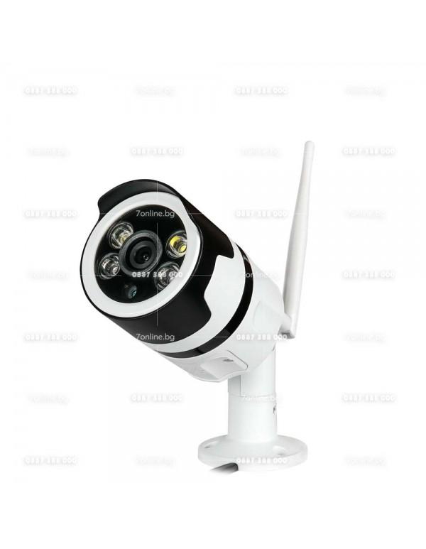 2бр.Безжична Bullet Камера PRO+ - Видеонаблюдение