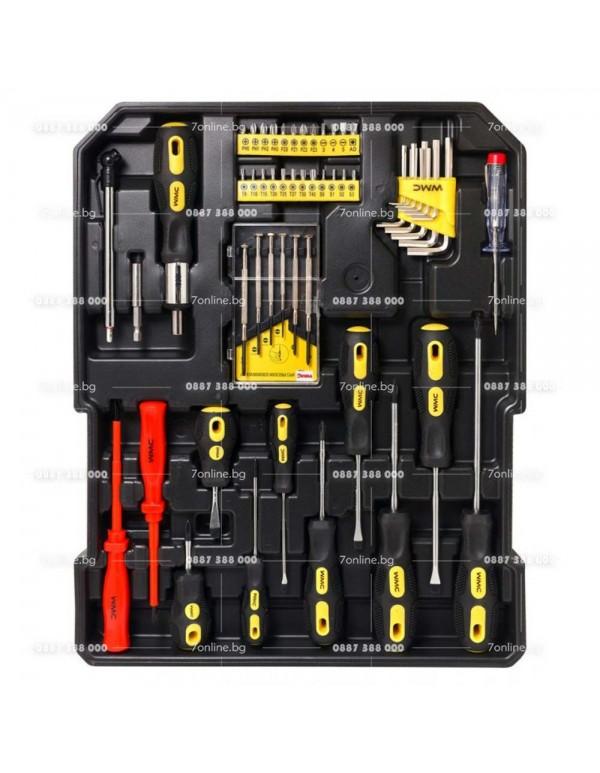 Куфар с инструменти WMC - Ръчни инструменти