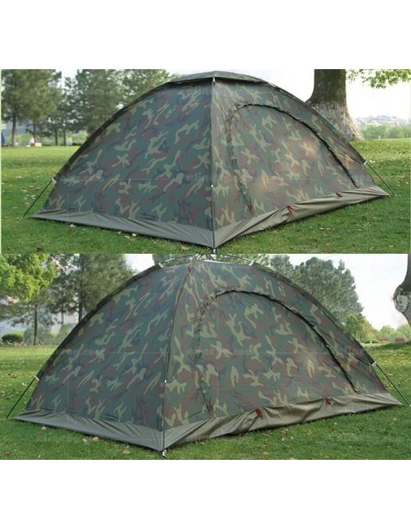 Четириместна палатка - Оборудване и екипировка