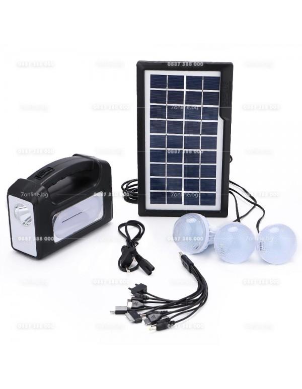 Мобилна соларна система Compact - Оборудване и екипировка