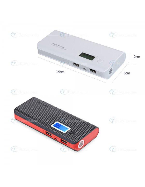 Външна батерия Powerbank pn-5577 с фенерче - Домакински уреди