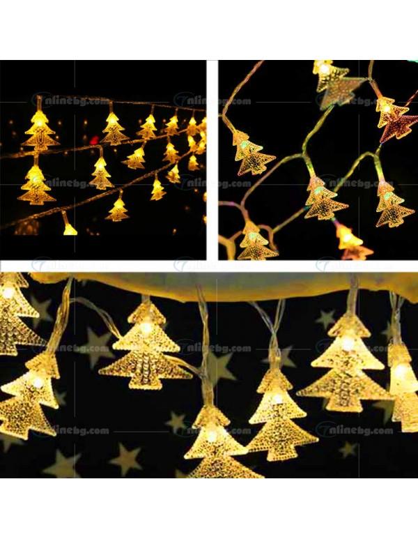 Декоративни LED лампички Tree - LED осветление