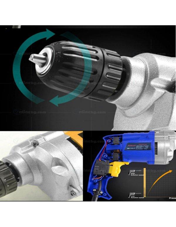 Бормашина X-PLUS - Ръчни инструменти