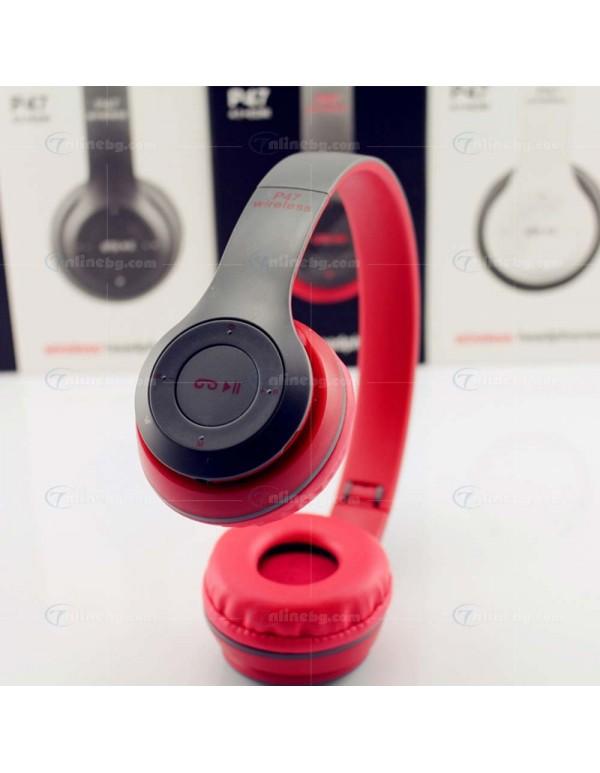 Безжични Bluetooth Слушалки P47 -
