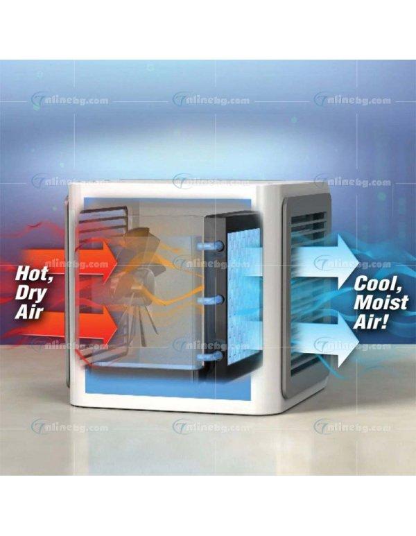 Портативен охладител за въздух - Видяно по TV