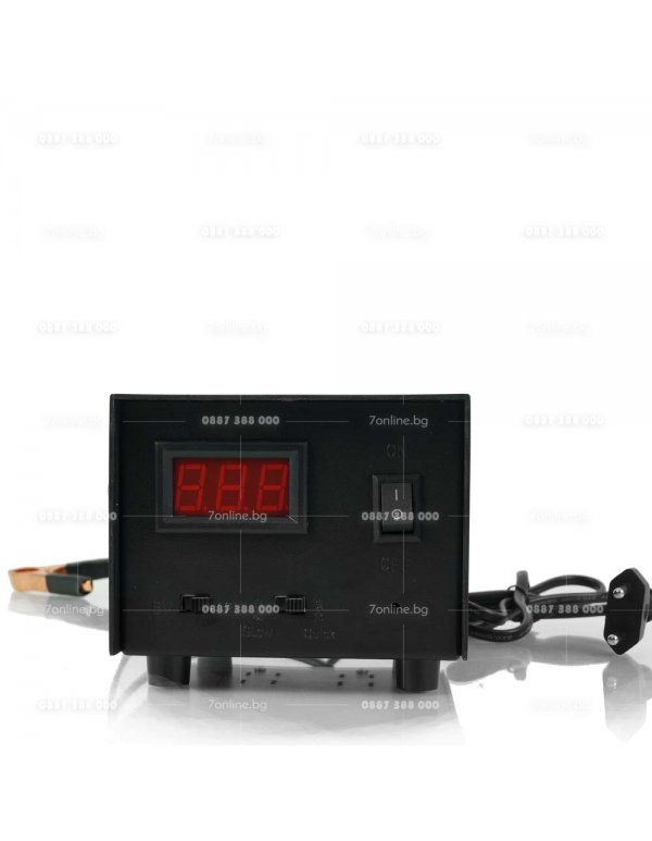 Зарядно за автомобил 6-12V -