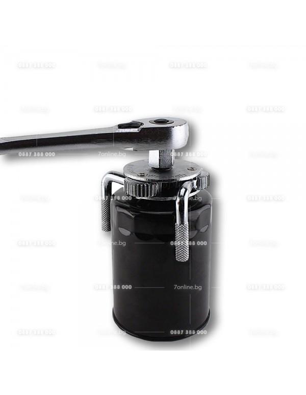 Ключ за маслен филтър Паяк -