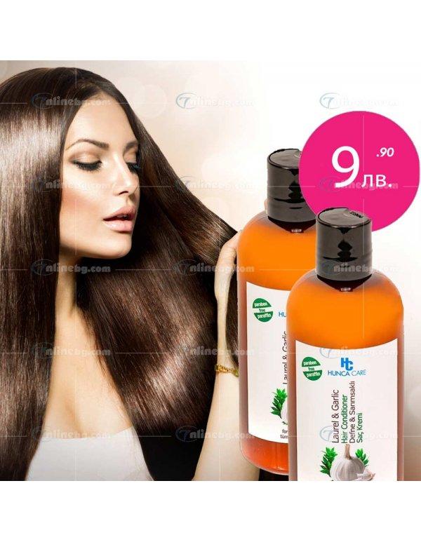 Балсам за коса лаврово дърво и чесън - Красота и здраве